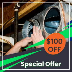 Dryer Vent Offer